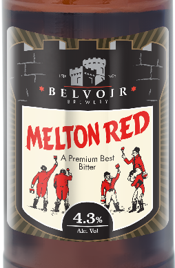 Melton Red Bottled Beer