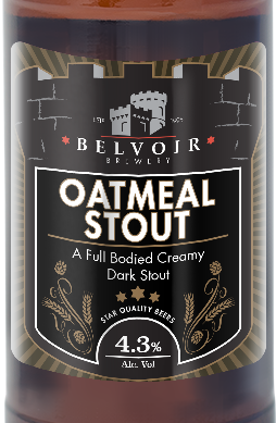 Oatmeal Stout Bottled Beer